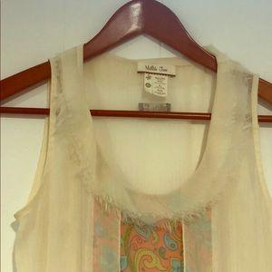 Sheer Matilda Jane XS blouse